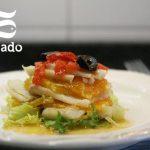 Ricette Insalata di baccalá, Salgado Congelados