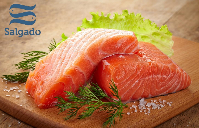 Tipos principales de salmón