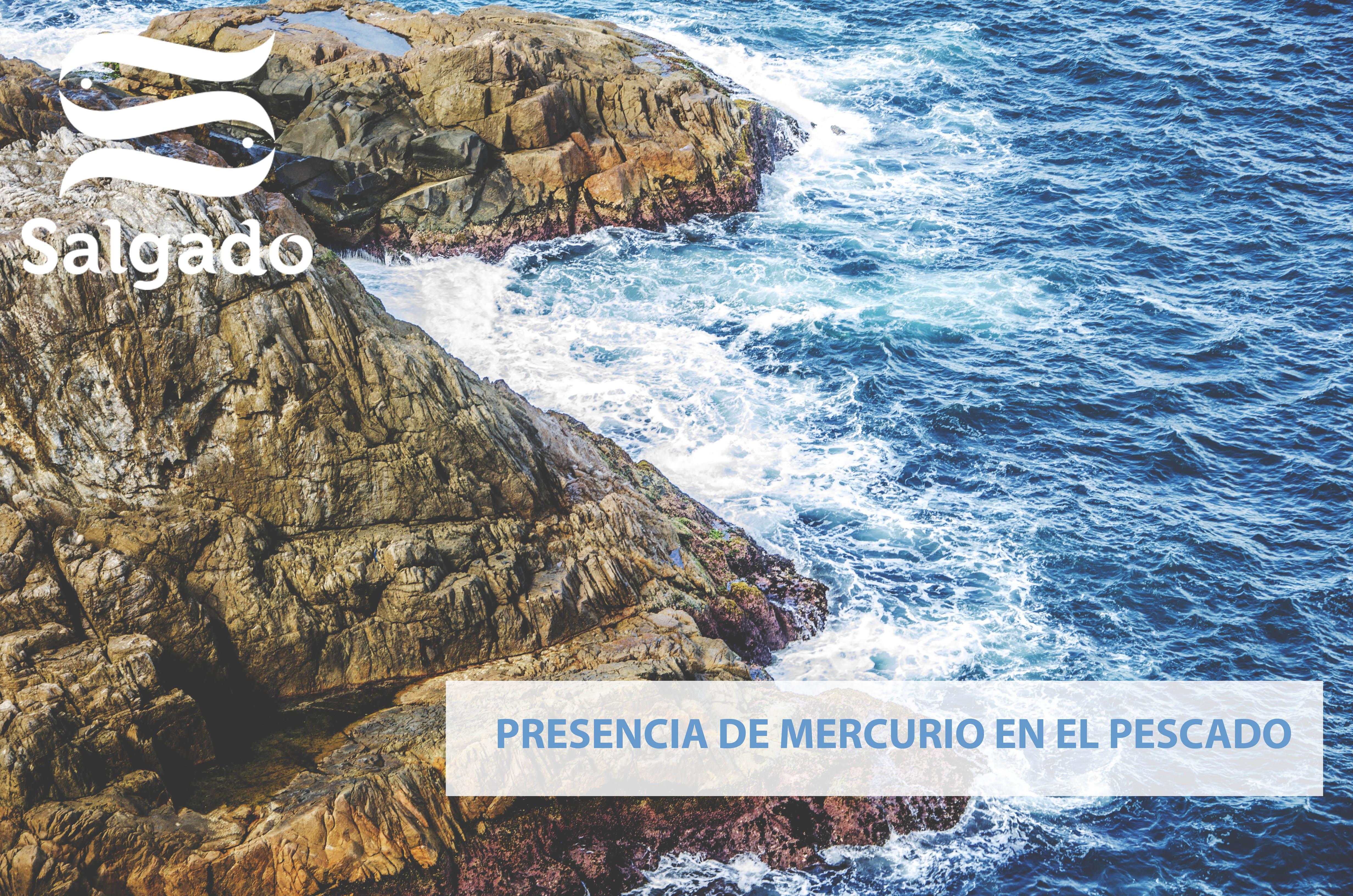 Presencia de mercurio en el pescado