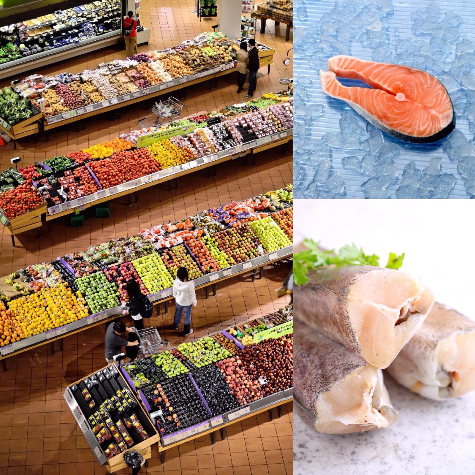 Claves a tener en cuenta al comprar pescado